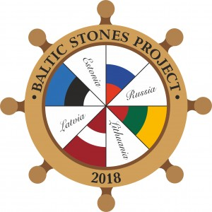 Baltic stones project logo